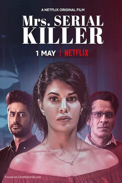 Mrs. Serial Killer [2020 India Movie] Thriller, Hindi
