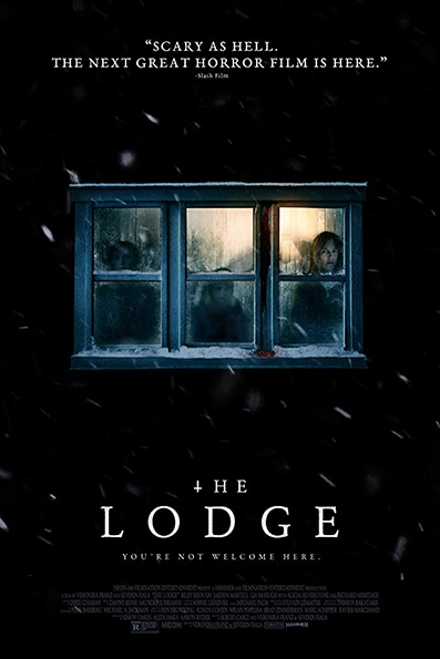 The Lodge [2019 English Movie] Horror, Thriller (USA, Canada, UK)