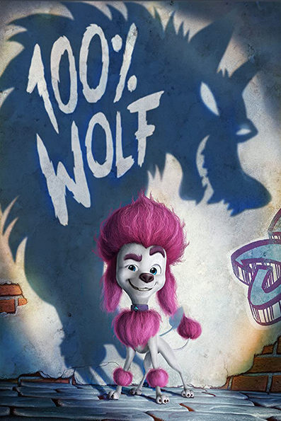 100% Wolf [2020 English Movie] Animation, Family, Cartoon, Australia