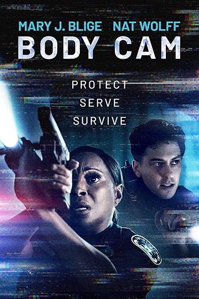 Body Cam [2020 English Movie] Mystery, Horror, Thriller, USA