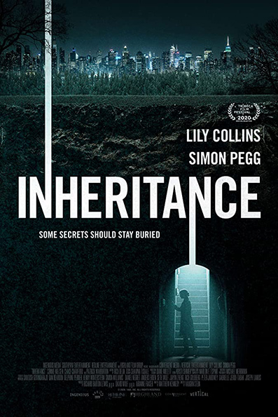 Inheritance [2020 English Movie] Thriller, Mystery