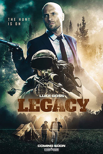 Legacy [2020 English Movie] Action, USA