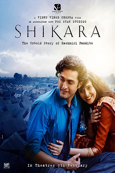 Shikara [2020 India Movie] Romance, Hindi