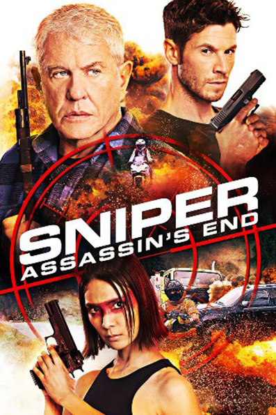 Sniper: Assassin's End [2020 English Movie] Action