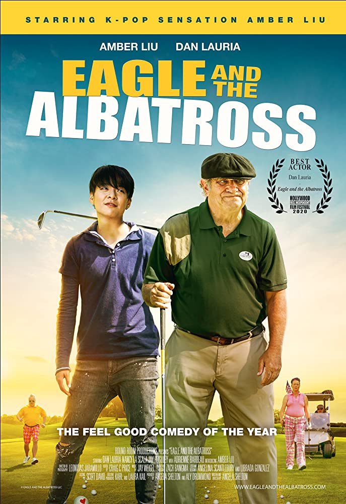 The Eagle and the Albatross [2020 English Movie] Comedy, Sport, USA
