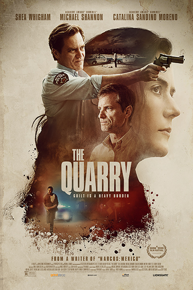 The Quarry [2020 English Movie] Crime, Mystery, Thriller