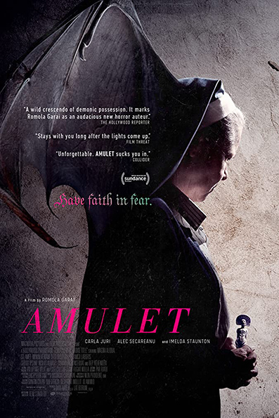 Amulet [2020 English Movie] Horror