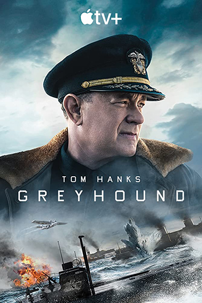 Greyhound [2020 English Movie] Action, Drama, History, USA