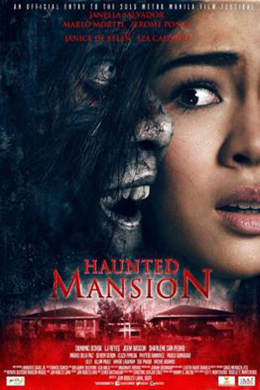 Haunted Mansion [2020 Philippines Movie] Horror, Thriller