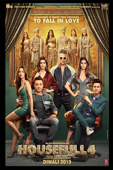 Housefull 4 [2019 India Movie] Drama, Romance, Comedy