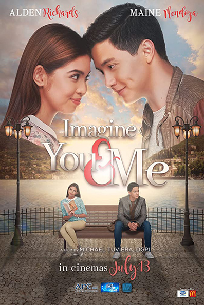 Imagine You & Me [2016 Philippines, Italy Movie] Drama, Comedy, Romance