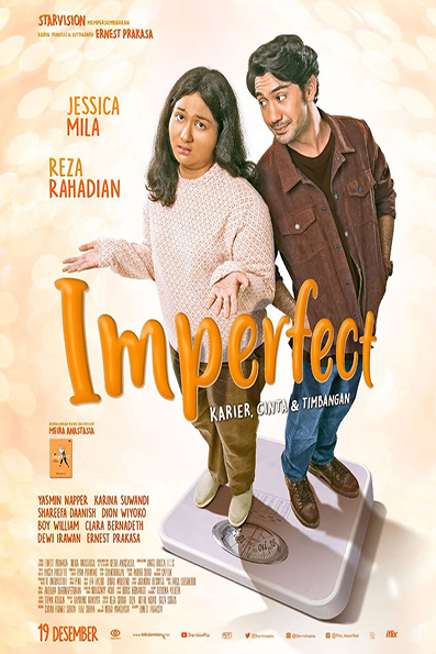 Imperfect: Karir, Cinta, & Timbangan [2019 Indonesia Movie] Drama