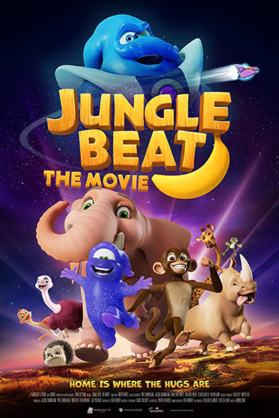 Jungle Beat: The Movie [2020 English Movie] Animation, Cartoon, Family, Mauritius