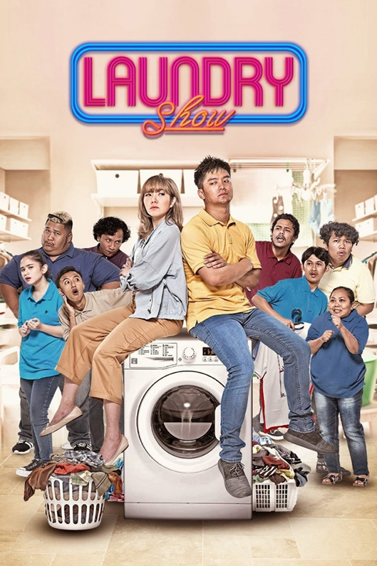 Laundry Show [2019 Indonesia Movie] Drama, Comedy