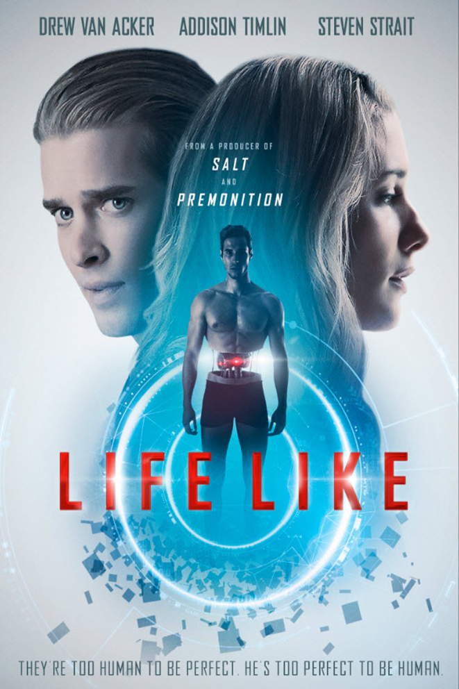 Life Like [2019 English Movie] Sci Fi, Thriller, USA