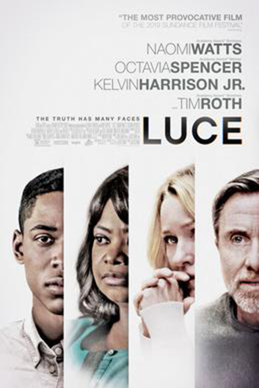 Luce [2019 English Movie] Drama, Thriller