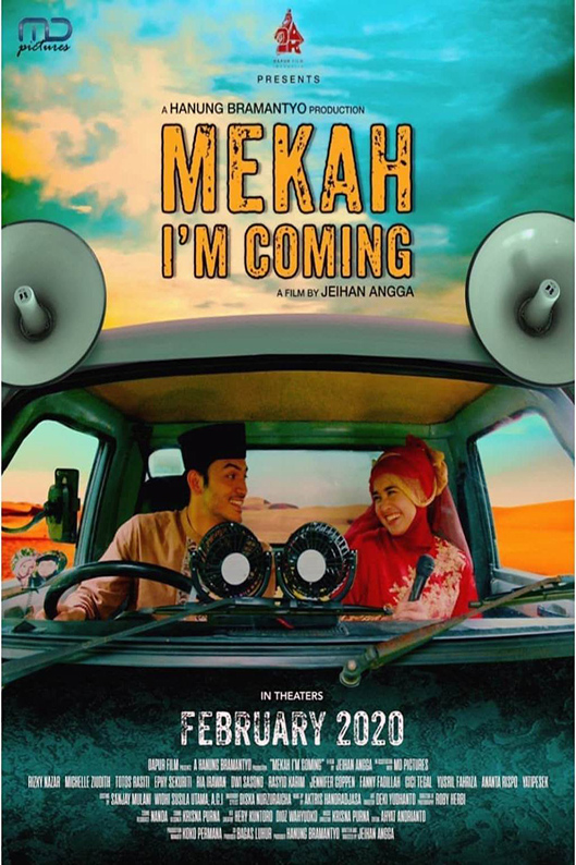 Mekah I'm Coming [2020 Indonesia Movie] Comedy, Drama