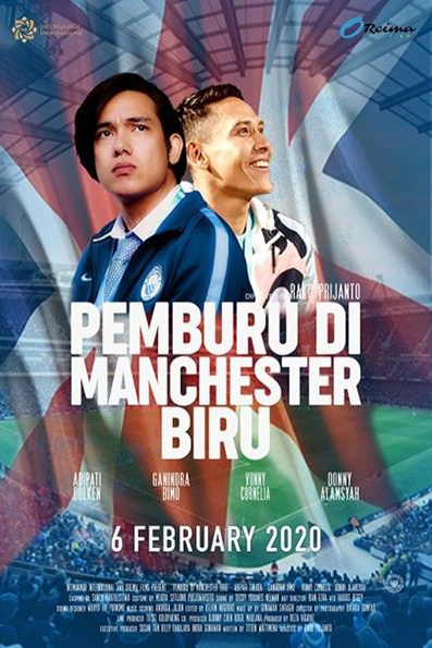 Pemburu di Manchester Biru [2020 Indonesia Movie] Drama