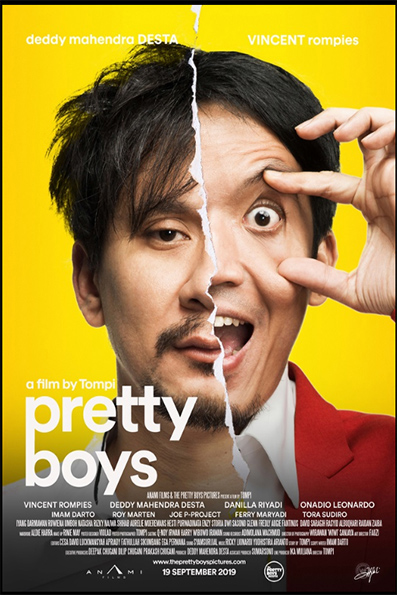 Pretty Boys [2019 Indonesia Movie] Comedy, Drama