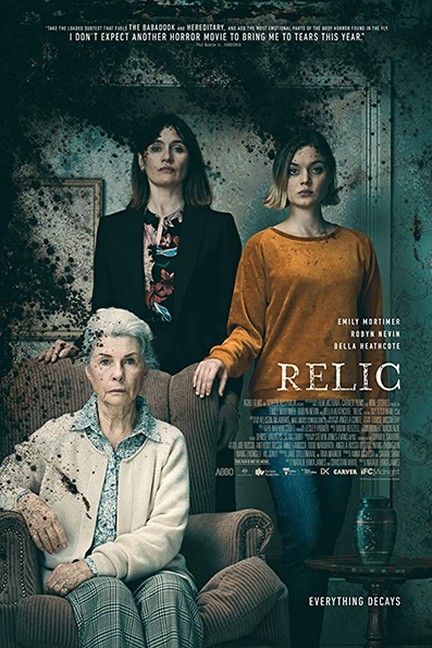 Relic [2020 English Movie] Drama, Horror, USA & Australia