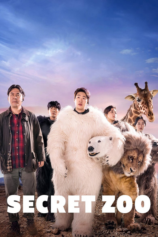 Secret Zoo [2020 Korea Movie] Comedy