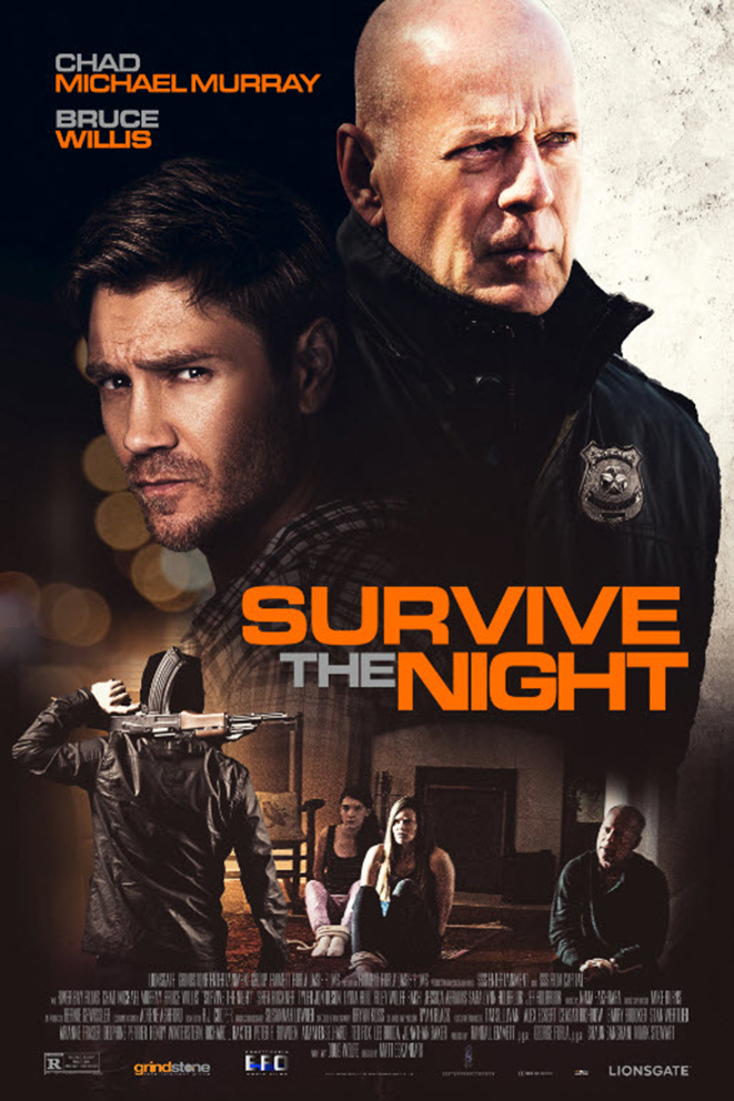 Survive the Night [2020 English Movie] Action, Thriller, USA