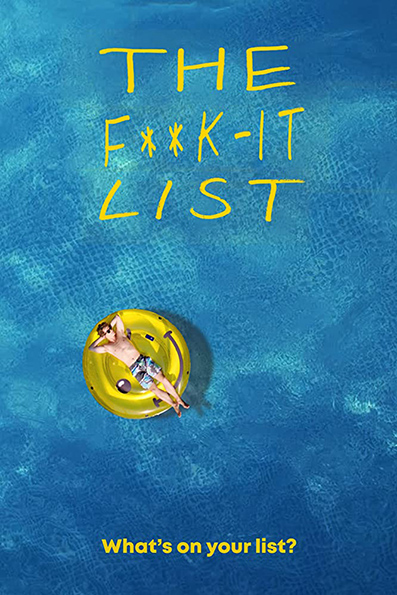 The F**k-it List [2020 English Movie] Comedy