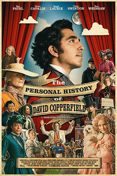 The Personal History of David Copperfield [2020 English Movie] Comedy, Drama, USA, UK