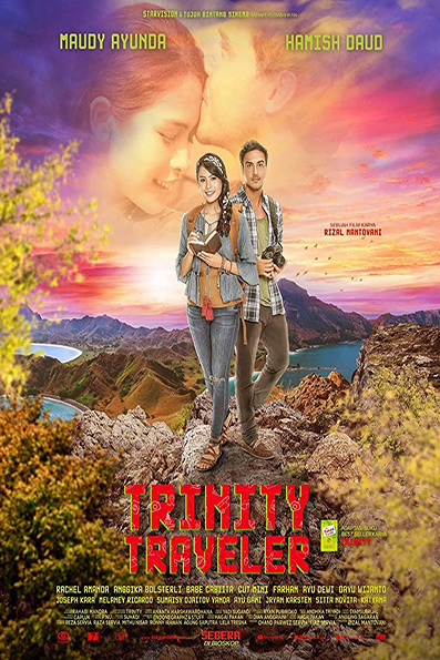 Trinity Traveler [2019 Indonesia Movie] Drama