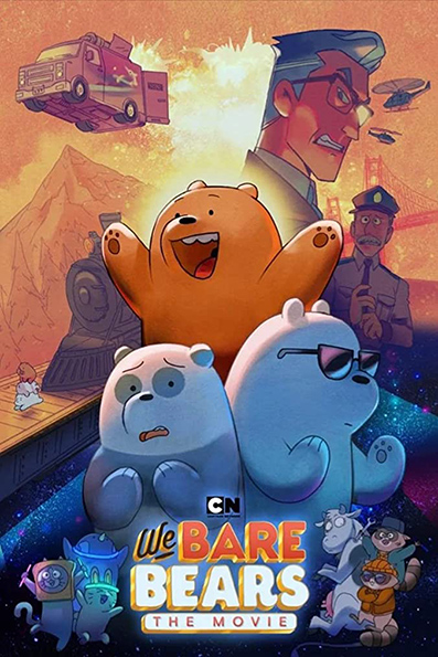 We Bare Bears: The Movie [2020 English Movie] Cartoon, Family