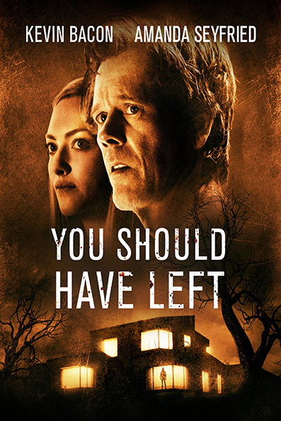 You Should Have Left [2020 English Movie] Mystery, Thriller