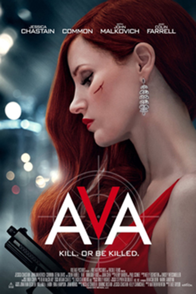 Ava [2020 English Movie] Action, Thriller, USA