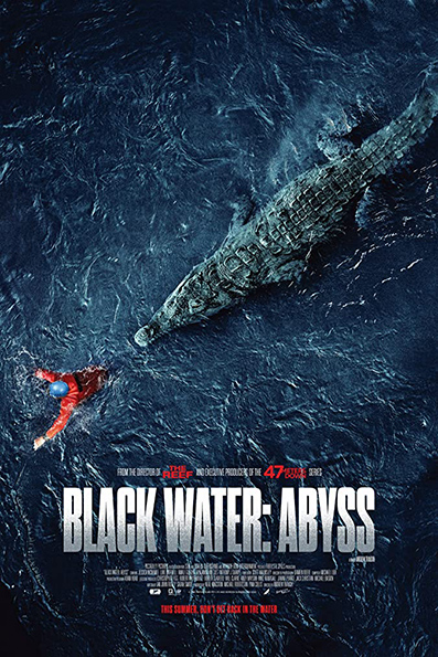 Black Water Abyss [2020 English Movie] Action, Horror, Australia, USA