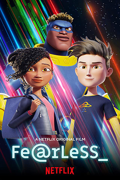 Fearless [2020 English Movie] Animation, Cartoon, Comedy
