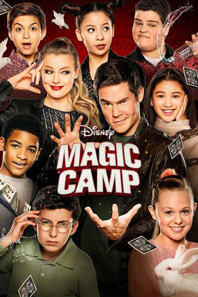 Magic Camp [2020 English Movie] Comedy, Family, Fantasy, USA