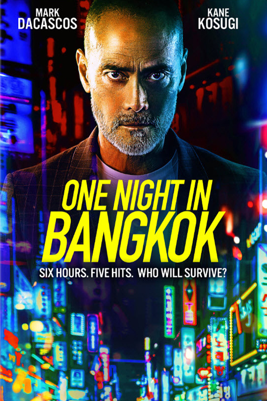 One Night in Bangkok [2020 English Movie] Action, Thriller, USA