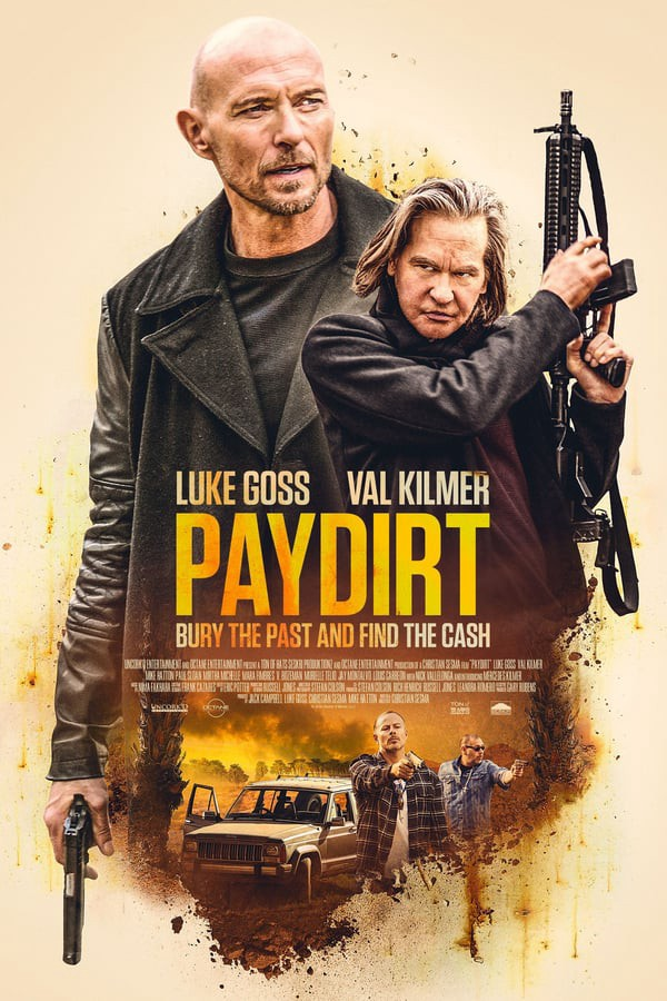 Paydirt [2020 English Movie] Action, Thriller