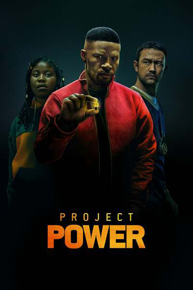 Project Power [2020 English Movie] Sci FI, Action, Crime, USA