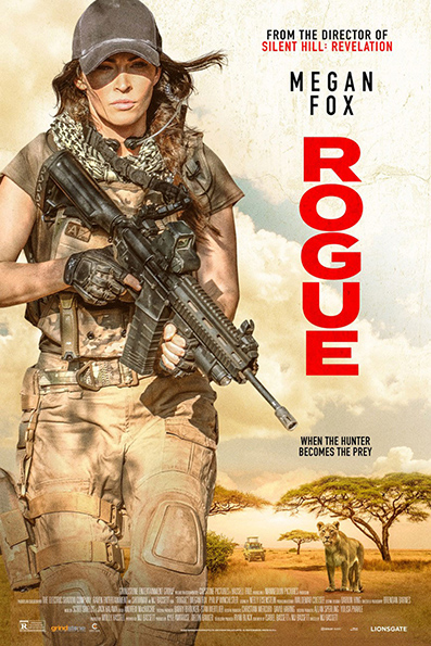 Rogue [2020 English Movie] Action