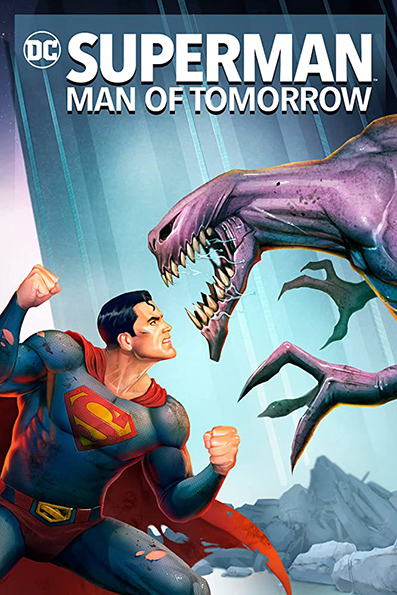 Superman: Man of Tomorrow [2020 English Movie] Animation, Cartoon, Action