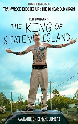 The King of Staten Island [2020 English Movie] Comedy, Drama, USA