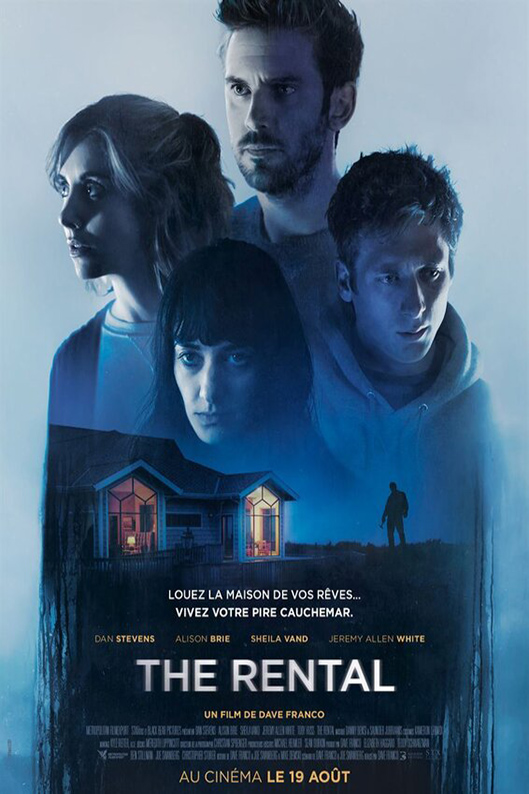 The Rental [2020 English Movie] Horror, Thriller, USA