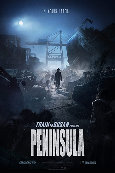 Train to Busan 2: Peninsula [2020 Korea Movie] Horror, Thriller