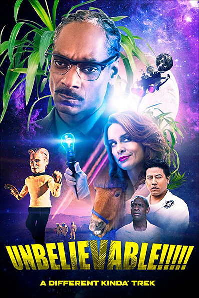 Unbelievable [2020 English Movie] Comedy, Sci Fi, USA