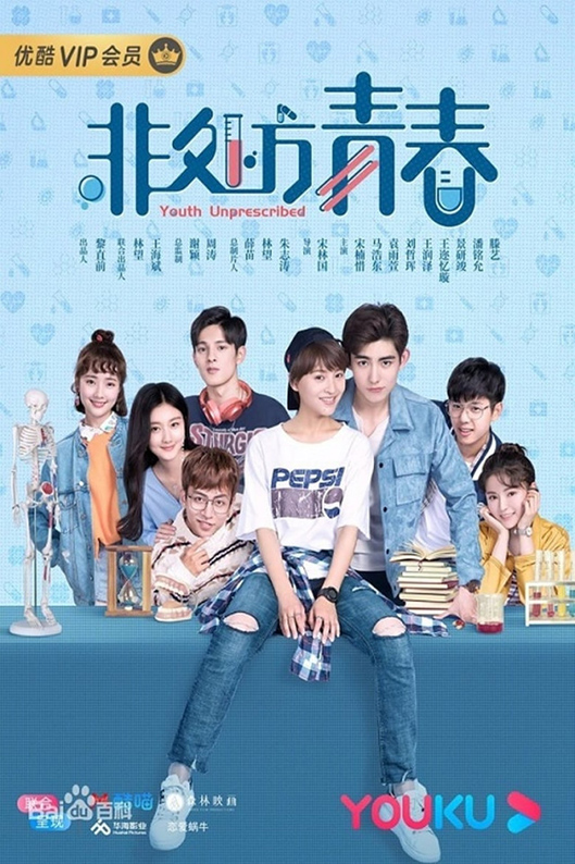 Youth Unprescribed [2020 China Series] 24 episodes END (4) Drama