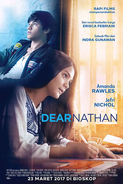 Dear Nathan [2017 Indonesia Movie] Drama, Romance