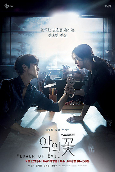 Flower of Evil [2020 Korea Series] 16 episodes END (3) Thriller, Crime, Mystery, Romance
