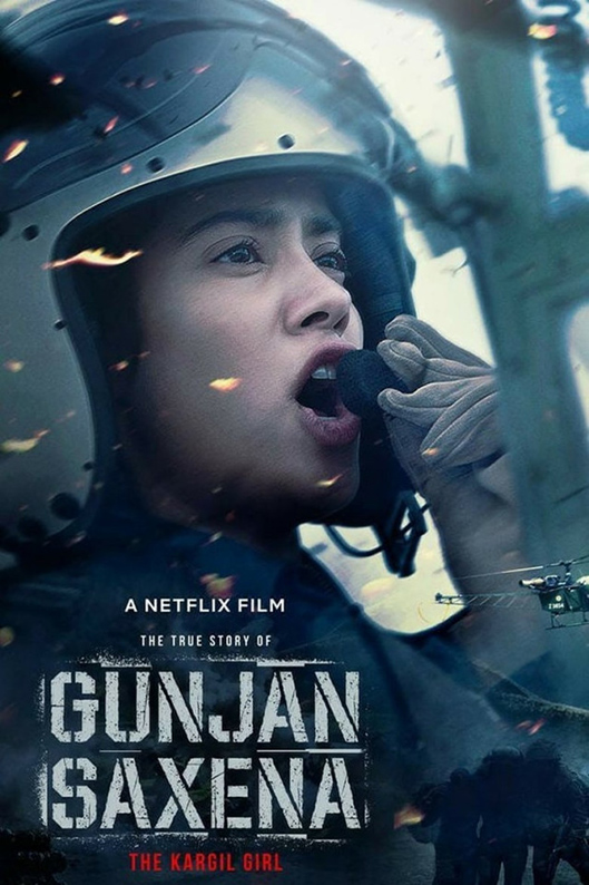 Gunjan Saxena: The Kargil Girl [2020 India Movie] Action, True Story