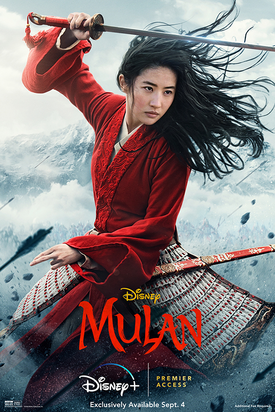 Mulan [2020 English Movie] Action, Drama, USA, China