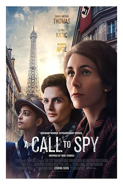 A Call to Spy [2019 English Movie] Biography, Drama, Thriller, USA